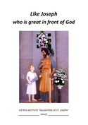 1997 - Like Joseph who is great in front of God